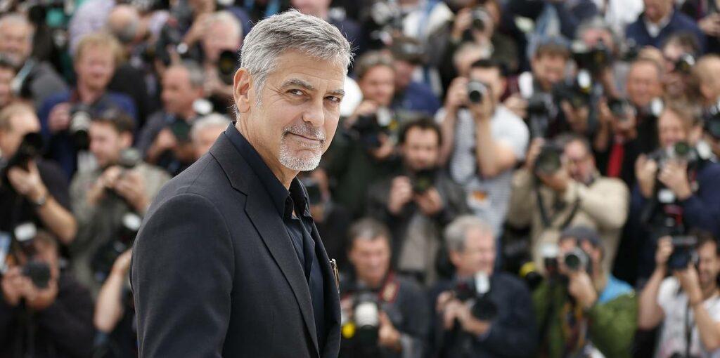 Джордж Клуни отмечает юбилей