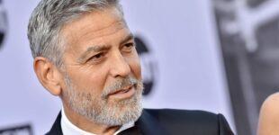 Планета шоубиз. Джордж Клуни отмечает юбилей