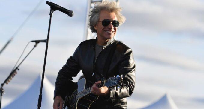 Музыкальные новости. Концерт Bon Jovi покажут в кинотеатрах