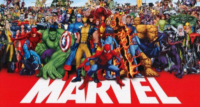 Игры и технологии. Супергерои Marvel популярнее персонажей DC
