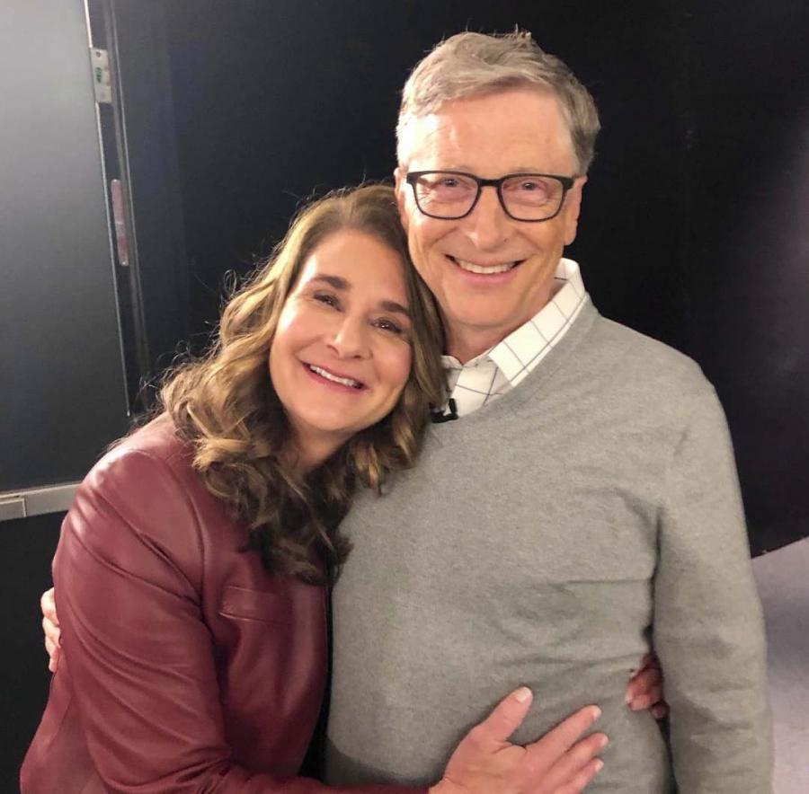 Билл Гейтс объявил о разводе с женой