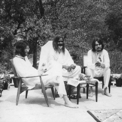 Новый документальный фильм расскажет о любви Beatles к Индии