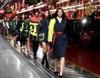 В мире моды. Ferrari показал первую коллекцию одежды