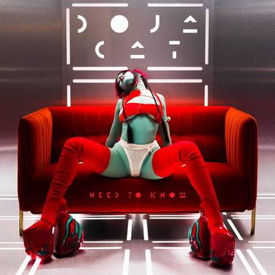 Doja Cat показала новую песню из третьего альбома