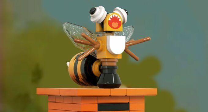 Игры и технологии. Художник, создавший Lego с Бабой-ягой показал концепт конструктора по мотивам «Деревни дураков»