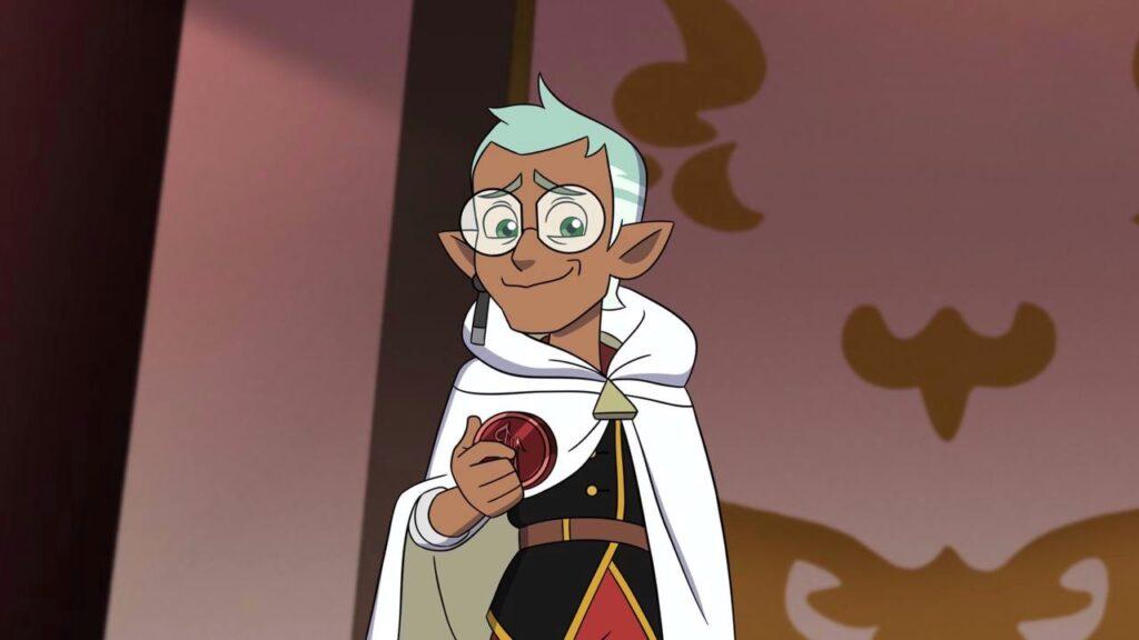 Впервые в мультфильме Disney появился небинарный персонаж