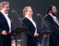 "Классика. Исполнился 31 год со дня первого концерта фантастического трио ""The Three Tenors"""