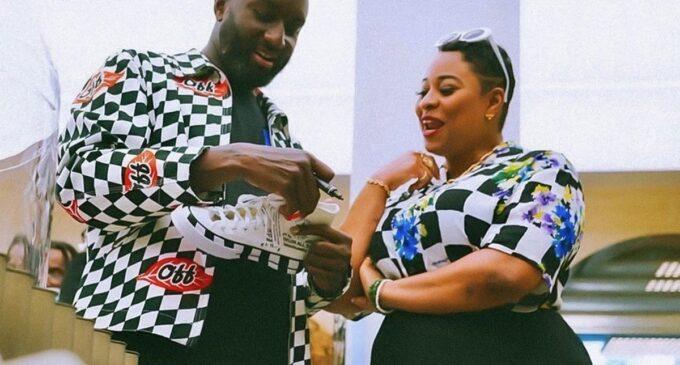 Планета шоубиз. Вирджил Абло подарит кеды со своим автографом за пожертвование на благотворительность