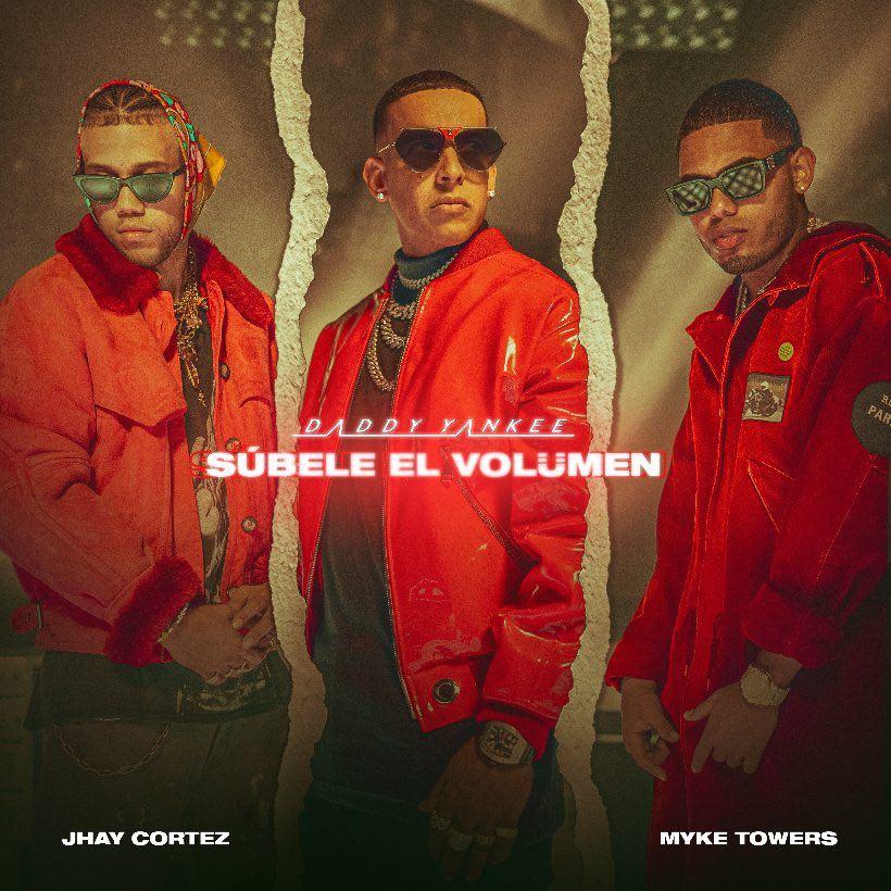 """Daddy Yankee выпустил синг """"SUBELE EL VOLUMEN"""""""