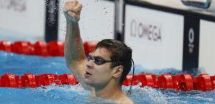 Про спорт. Евгений Рылов принес России первое золото Олимпиады в плавании за 25 лет