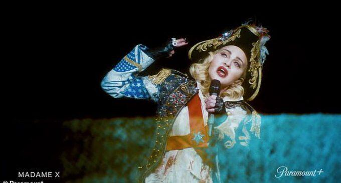 Музыкальные новости. Новый концертный фильм «Madame X» Мадонны выйдет в октябре