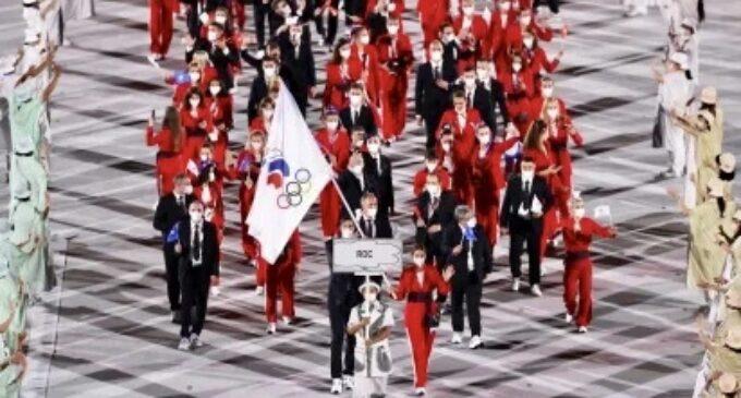 Про спорт. В открытии Олимпийских игр в Токио примут участие около шестидесяти спортсменов из России