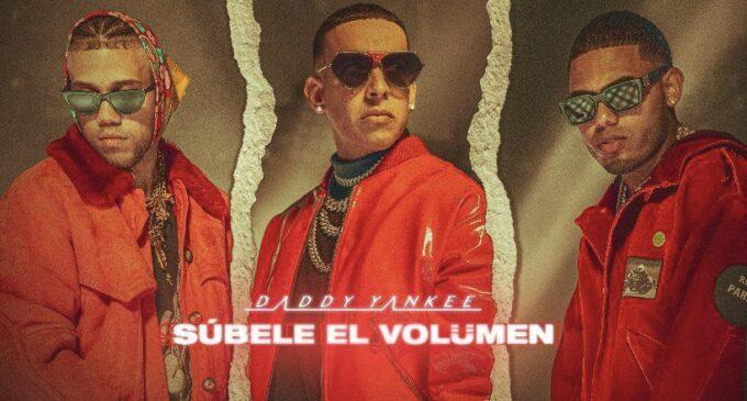 """Реггетон Новости.  Daddy Yankee выпустил синг """"SUBELE EL VOLUMEN"""""""