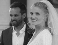В мире моды. Модель Лара Стоун вышла замуж во второй раз