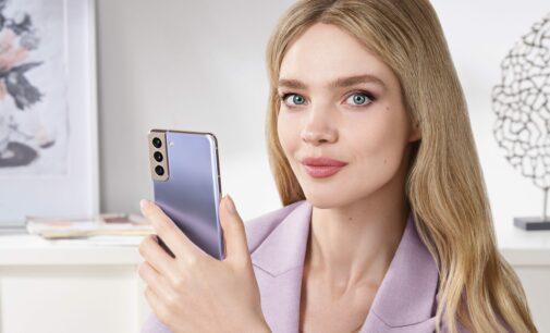 Новости технологий. Наталья Водянова стала амбассадором бренда Samsung Russia