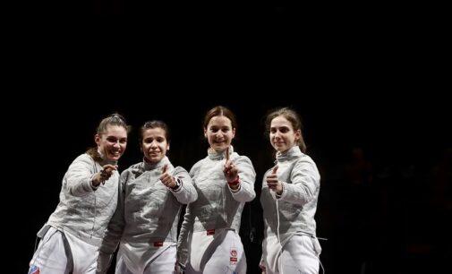 Про спорт. Российские саблистки завоевали золото в командном турнире на Олимпиаде в Токио