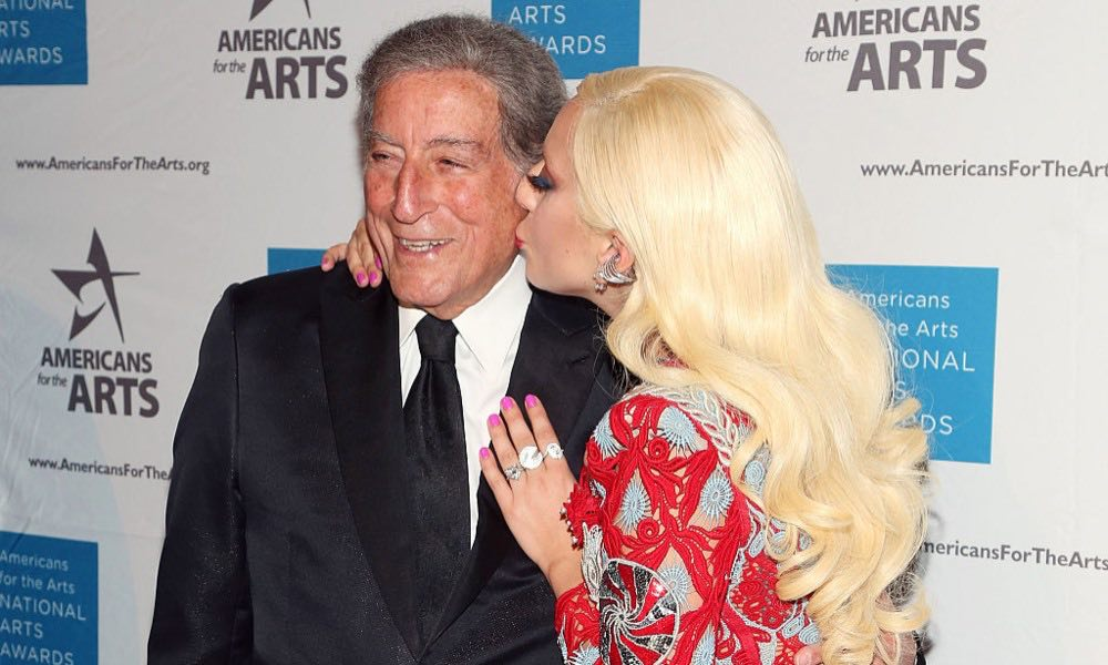 """Леди Гага и Тони Беннетт встретятся на сцене """"в последний раз"""""""