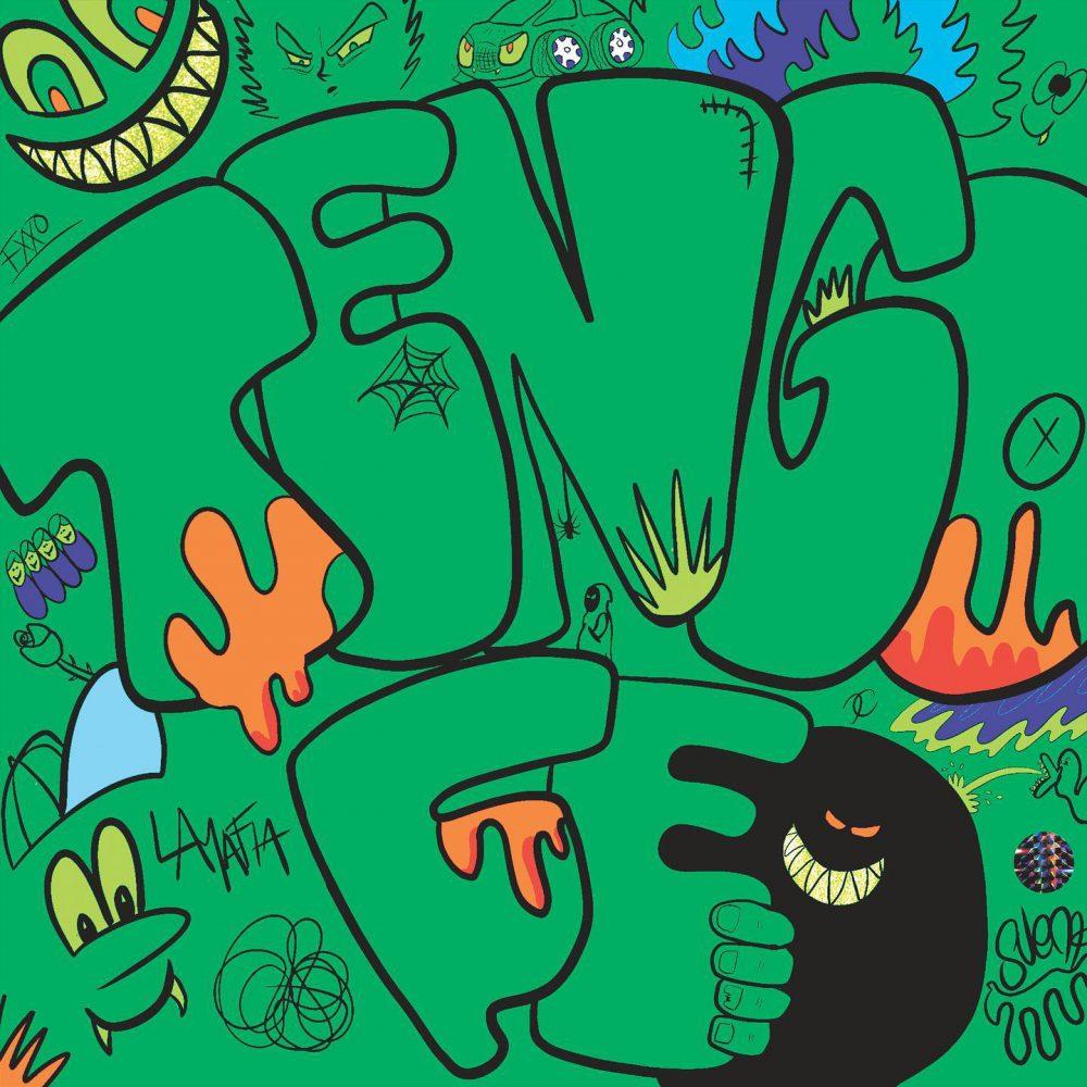 Колумбийский реггетонер FEID выпустил новый сингл