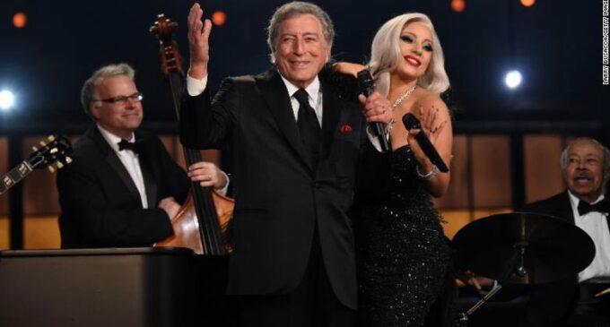 """Музыкальные новости. Леди Гага и Тони Беннетт встретятся на сцене """"в последний раз"""""""