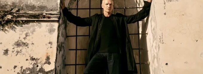 Музыкальные новости. Sting выпустит осенью новый сингл и альбом