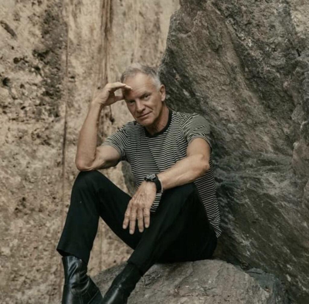 Sting выпустит осенью новый сингл и альбом