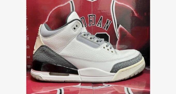 Модные новости. В Сети появились кадры невыпущенной коллаборации Эминема и Air Jordan