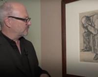 Про искусство. В музее Амстердама появился ранее неизвестный эскиз Ван Гога