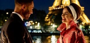 Новости Кино. Появились первые кадры второго сезона «Эмили в Париже»