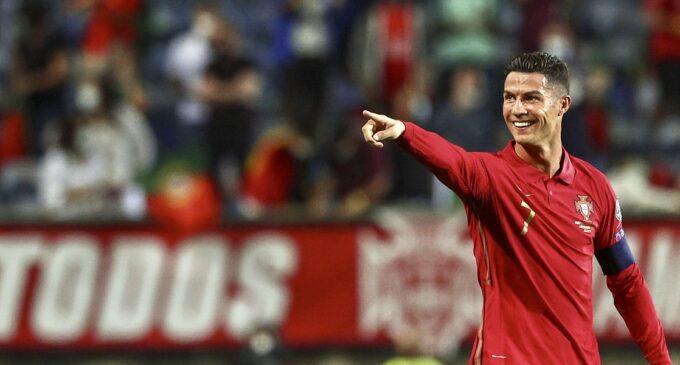 Про спорт. Криштиану Роналду побил мировой рекорд по числу голов за сборные