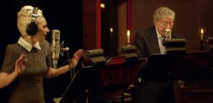 Музыкальные новости. Тони Беннетт и Леди Гага представили заглавный сингл будущего альбома «Love for Sale»