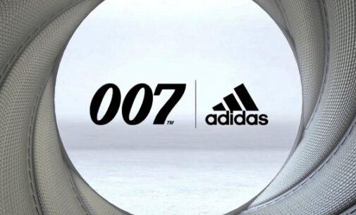 Новости шоубизнеса. adidas представил кроссовки, вдохновленные новым фильмом о Джеймсе Бонде
