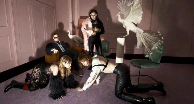 Мода и стиль. Участники группы Måneskin снялись в кампании Gucci