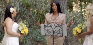 Новости шоубизнеса. Cardi B спланировала и провела свадьбу для ЛГБТ-пары