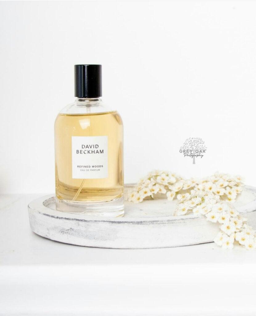 Дэвид Бекхэм выпустил парфюмерную коллекцию вместе с Coty