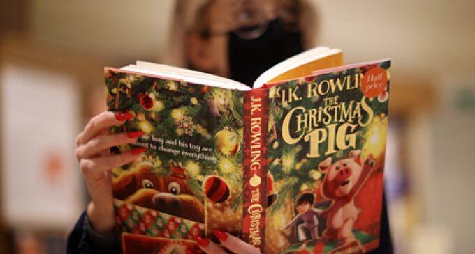 Про книги. Джоан Роулинг выпустила новую детскую книгу