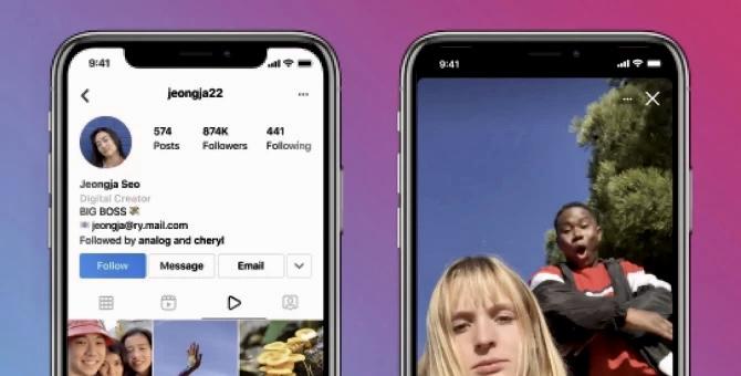 Instagram переформатирует IGTV и разрешит публиковать длинные видео в ленте