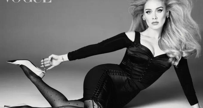 Планета шоубиз. Певица Адель снялась для обложек британского и американского Vogue