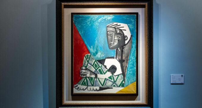 Новости культуры. Картину Пабло Пикассо продали на аукционе за 24,6 миллионов долларов